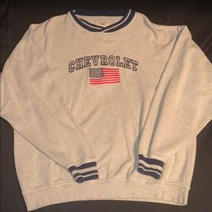Chevrolet Sweater